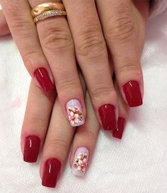 WEBSTA @ marinaselinger - Maravilhosa!  #UnhasdaMa #nails #nailart #DeEsmalte #boanoite ✨❤️