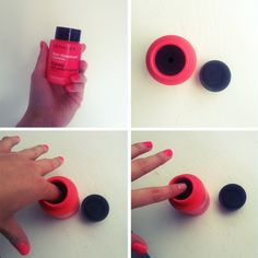 Cool nail polish remover from Sephora. NEED THIS