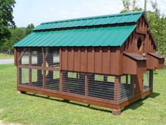The Best Creative and Easy DIY Chicken Coops You Need In Your Backyard No 75 #ChickenCoopPlansStepByStep