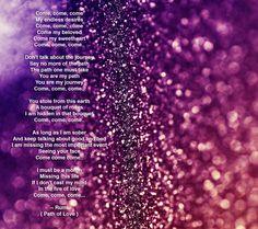 Rumi - Poem2