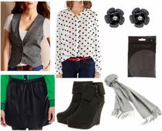 Outfit Ideas: 4 Fantastic Ways to Wear a Vest – College Fashion