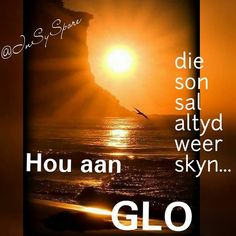 Afrikaanse Quotes, Inspirational Qoutes, Christianity, Verses, Gold Rings, Lisa, Crafting, Bible, Biblia