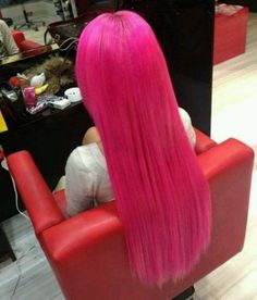 love her hair Hair color i love her hair Hair Styles Trends. Magenta Hair, Hot Pink Hair, Pink Wig, Pink Doll, Love Hair, Gorgeous Hair, Beautiful, Violett Hair, Catty Noir