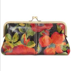 422bb512b0bd Spotted while shopping on Poshmark: NWT Patricia Nash leather floral clutch!  #poshmark #