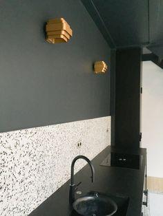 Ceiling Decor, Black Kitchens, Kitchen Remodel, Home Kitchens, Interior, Shabby Home, Kitchen Innovation, Interior Furniture, Kitchen Inspirations