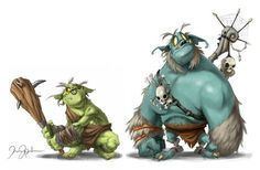 Character Design : Art : The Art of Danny Beck