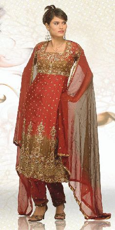 punjabi wedding dresses