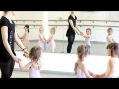 ▶ Baby Ballerina's Class - Children's Program at the Joffrey Ballet School in NYC - YouTube