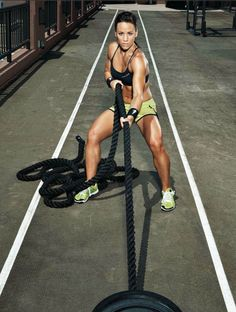 CrossFit Women Are Beauties & Beasts #strong #fit #ripped