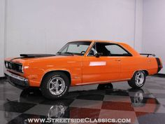 Plymouth Scamp, Plymouth Valiant, Plymouth Duster, Dodge Dart, Car Storage, Mode Of Transport, American Muscle Cars, Car Stuff, Darts