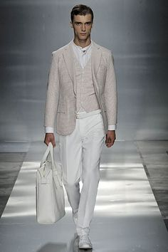 Ermenegildo Zegna Spring 2009 Menswear Collection Photos - Vogue
