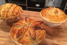 This venison pie was made by Mark Southon, head chef of O'Connell Street Bistro and resident chef on The Cafe. Mark joined the judging team of the 2016 Bakel's Supreme Pie Awards and gave this tasty recipe in honour of the pie. Venison Pie, Venison Recipes, Pie Recipes, Puff Pastry Sheets, Smoked Bacon, Casserole Dishes, Fine Dining, Tasty Recipe, Yummy Food