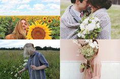 Inspiração fotos com flores