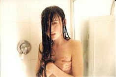 grafika girl, shower, and photography