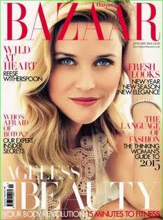 Reese Witherspoon – Harper's Bazaar UK