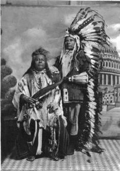 Unidentified man, Stephen Reuben - Nez Perce - circa 1915