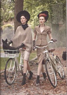 Steven Meisel - Photographer, Grace Coddington - Fashion Editor/Stylist, Coco Rocha