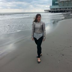 Beach walks #ocean #beach #Atlantic