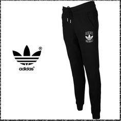 adidas Black sweat pants