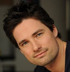 Warren Christie...loved this guy in the Hallmark Movie, It's the Most Wonderful Time of the Year.  He's adorable.