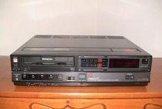 Sony Betamax Hi-Fi modelo SL-HF300