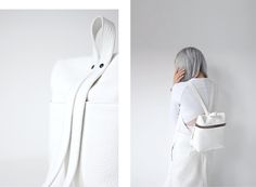 A C C E S S O R I E S /  Mini Backpack For Essentials