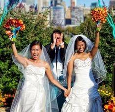 Community Post: 46 Incredible Gay Wedding Photos