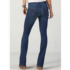 """NWT True Religion Mid Rise Bootcut Jeans Becca 25 ▪️ True Religion  ▫️ Size 25  ▪️  Becca Bootcut Jeans. Lightly distressed. Still online!  ▫️ """"The subtle flare pairs perfectly with heels to offer the illusion of long, lean legs.""""  ▪️ New with tags!   ▪️ Waist - 12.25"""" across the front, lying flat. Has stretch!   Inseam - 33"""".   Rise - 8.25"""".  ✳️ Bundle to Save 20%!  ❌ No Trades, Holds, PP   100% Authentic!    Suggested User // 800+ Sales // Fast Shipper // Best in Gifts Party Host!  True…"""