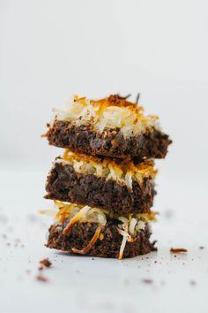 coconut flour macaroon brownies (gluten free)