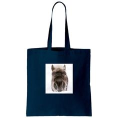 Dave In Your Face: Canvas Tote