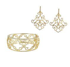 The Ultimate Valentine's Gift for Her | Katie Decker | Eiseman Jewels | Jewelry | Bracelet | Earrings | Gold | Diamonds