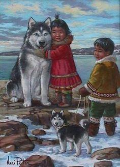 21 Best Artist Nori Peter Images Artist Inuit Art Artwork