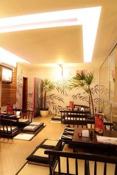 #Projeto restaurante japonês Projeto de Luciana Moterani Veja todo o projeto aqui: www.mundodascasas.com.br/projeto/restaurante-japones-nu-japa-475/ #projects #architeture