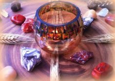 Simple ritual ideas for Lammas or First Harvest