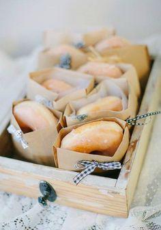 Snacks que sin duda alguna debes tener en tu boda ⋮ Es la moda