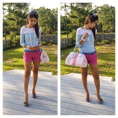 Classy Pam: Sweet Stripes ^^