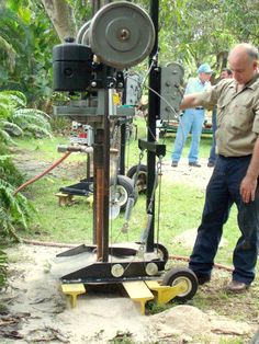 EMERGENCY SURVIVAL WATER WELL DRILLING www.portadrillmini.com Home Owner -Well -Drilling- rig - California Drought relief. Email : Purchase@Portadrillmini.com  Voted Best Farm Implement you will ever need for Survival ,.. Water is LIFE