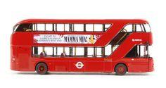New Routemaster, New Bus, London Bus, Mamma Mia, Scale Models, Victoria, Scale Model