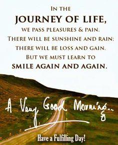 Inspirational Morning Quotes Mesmerizing 132 Inspirational Good Morning Quotes With Beautiful Images