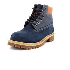 Timberland 6 Inch Premium Boots A14ZD blue - 39 - http://autowerkzeugekaufen.de/timberland/39-eu-timberland-6-inch-premium-wp-jr-boot-kinder