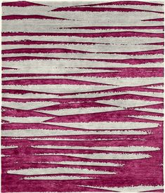 Christopher Fareed Cleve Highland Hand Knotted Tibetan Rug from ModernRugs.com