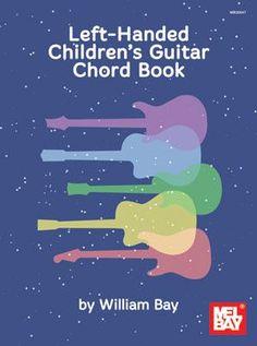 Left-Handed Children's Guitar Chord Book (Book)