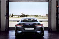 BMW 8er 2018