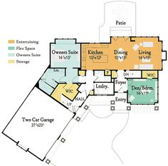 Popular Home Plan with Options - 18222BE | 1st Floor Master Suite, Bonus Room, CAD Available, Cottage, Craftsman, Den-Office-Library-Study, Exclusive, Handicapped Accessible, Northwest, PDF, Photo Gallery, Sloping Lot | Architectural Designs