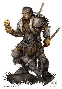 Pathfinder: Symbol of my Enemy by BadInspiration on DeviantArt