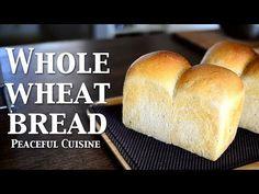 天然酵母でつくる胡桃とレーズンのカンパーニュ : How to Make Pain de Campagne   Veggie Dishes by Peaceful Cuisine - YouTube