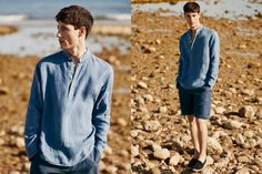 Mango Man May 2015 Men's Lookbook | FashionBeans.com