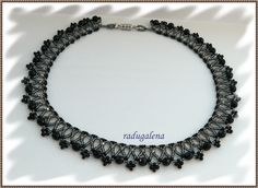 Ожерелье из бисера на каждыйдень