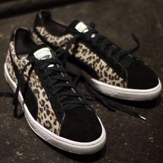 c70f5491b14  PUMA Japan Suede Panther - Limited Edition for PUMA Store Osaka   mitasneakers  PUMAlife. Leopard SneakersSuede ...