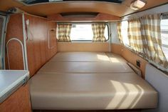 1971 VW Westfalia CampMobile inside | car and classic co. uk… | Flickr